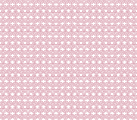 Tattoo pink and white fabric by meredithjean on Spoonflower - custom fabric