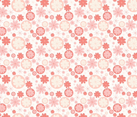 Poppy (2) fabric by mondaland on Spoonflower - custom fabric