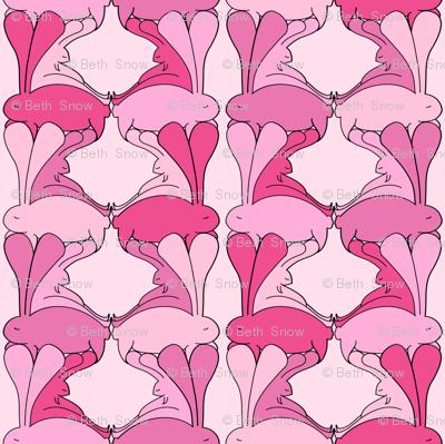 Aplin Bunnies - Peony