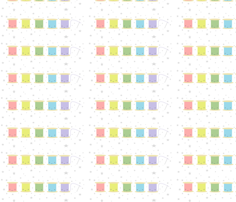 Happy Sewing fabric by platosquirrel on Spoonflower - custom fabric