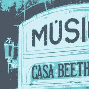 casa beethoven blues
