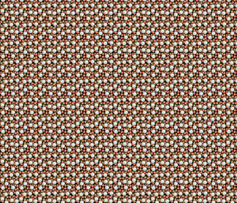 Scattered Timing fabric by glanoramay on Spoonflower - custom fabric