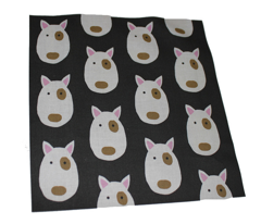 bullterrier black