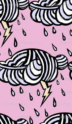 Cotton Candy Raincloud