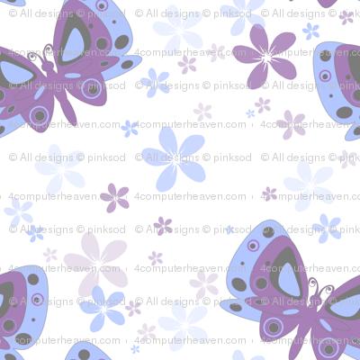 Butterfly Dancers! - © PinkSodaPop 4ComputerHeaven.com