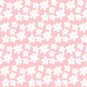 Baby Pink Flowers