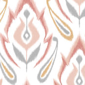 IKAT - Peachy
