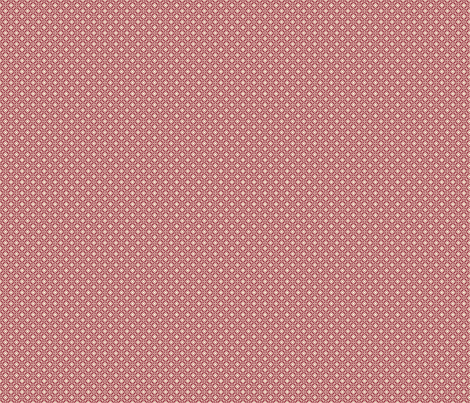 Autumn Berry Lattice fabric by inscribed_here on Spoonflower - custom fabric