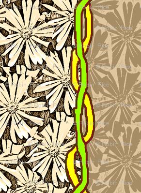 Daisy Chain Stripe