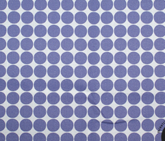 halloween dots purple