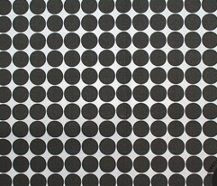 halloween dots almost black
