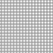 halloween dots grey