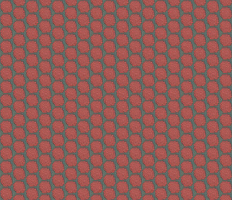 Copper Dots fabric by not-enough-time on Spoonflower - custom fabric