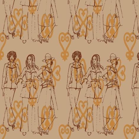 Supadupa fly 1 fabric by nalo_hopkinson on Spoonflower - custom fabric