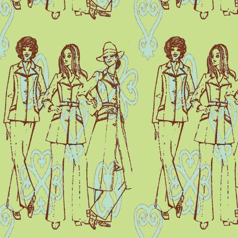 funkified fabric by nalo_hopkinson on Spoonflower - custom fabric