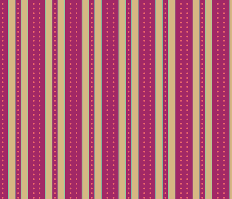 Stripes and Dots - Sluggish fabric by glimmericks on Spoonflower - custom fabric