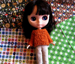 Blythe Fabric
