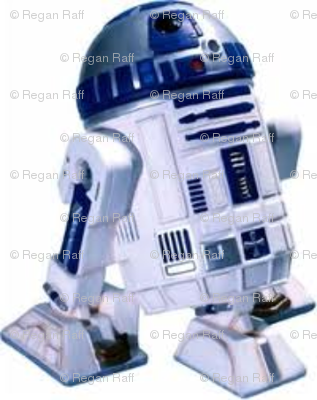 Star Wars R2D2 medium