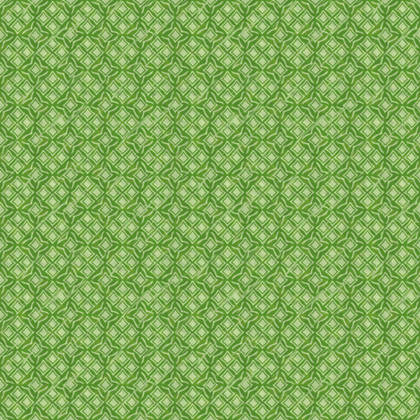 tiles verdant inv fabric by glimmericks on Spoonflower - custom fabric