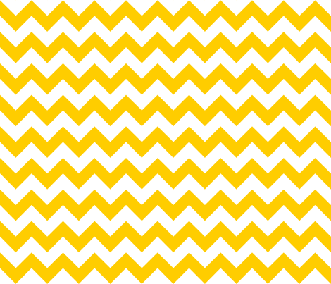 chevron_goldenrod fabric by walrus_studio on Spoonflower - custom fabric