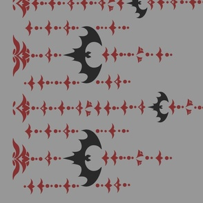 Bats 'n' Lilies