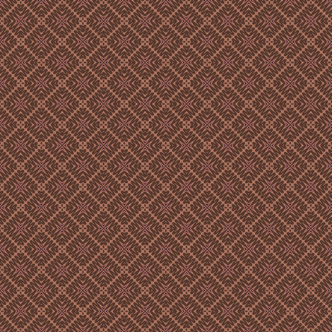 Chocolate and Wine Diamonds © Gingezel™ Inc. 2011 fabric by gingezel on Spoonflower - custom fabric