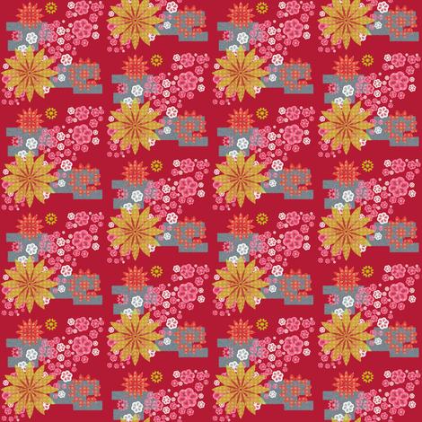 tetsuko fabric by blackwood on Spoonflower - custom fabric