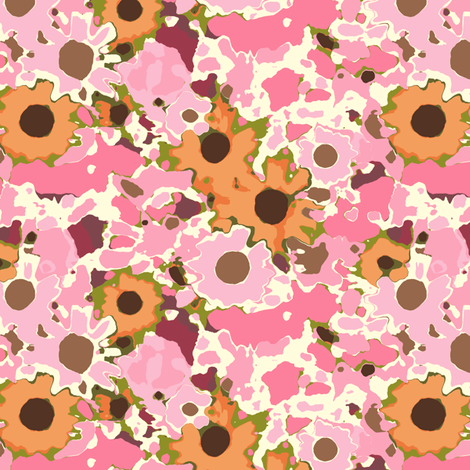 Claude's Autumn Berry Floral