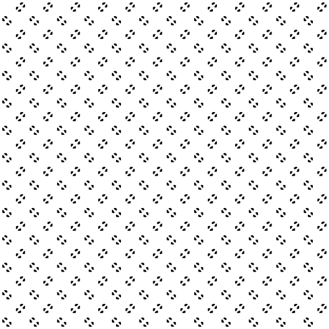Simple speckles in black on white fabric by bargello_stripes on Spoonflower - custom fabric