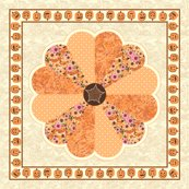 Rrrrplush_pumpkin_dresden_plate_quilt_-_orange_shop_thumb