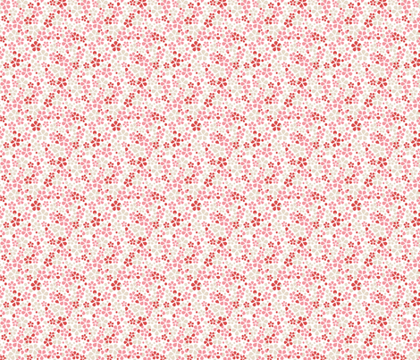 ditsy_rosie fabric by maeli on Spoonflower - custom fabric