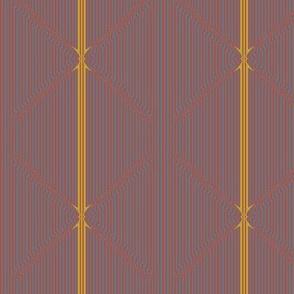 Andean Stripe (Rust)