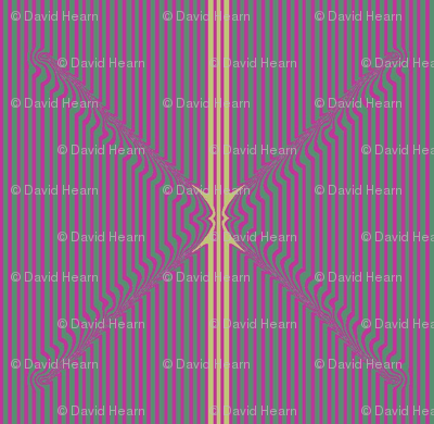 Andean Stripe (Magenta)