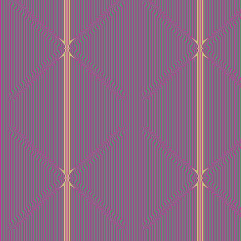Andean Stripe (Magenta) fabric by david_kent_collections on Spoonflower - custom fabric