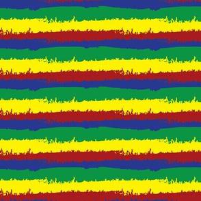 Doodle Stripe