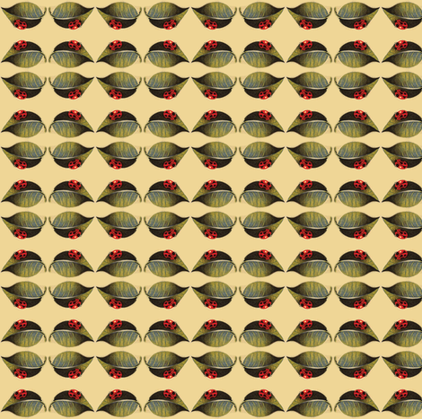 Little Ladies fabric by towns7 on Spoonflower - custom fabric