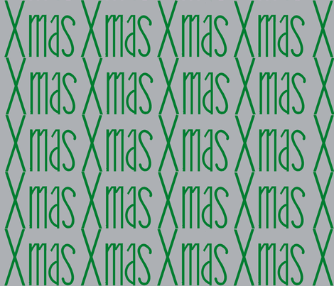 xmas  fabric by paragonstudios on Spoonflower - custom fabric