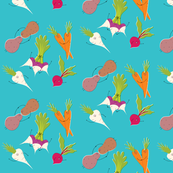 Root Vegetable Party (zoom for detail)