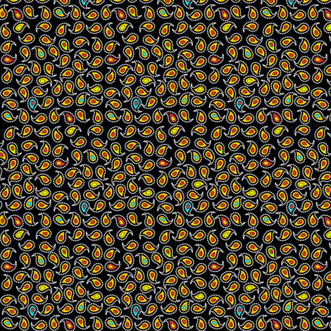 petit_paisley fabric by glimmericks on Spoonflower - custom fabric