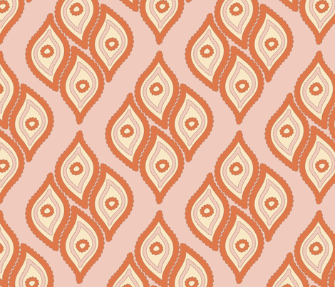 October Dusk fabric by artfully_minded on Spoonflower - custom fabric