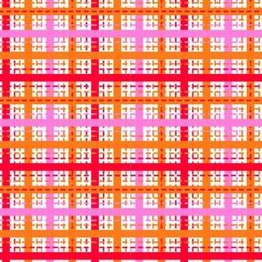 Tilkkutakki (Warm Colours) E