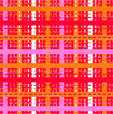 Tilkkutakki (Warm Colours) F
