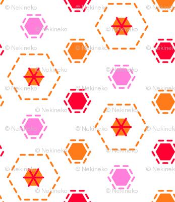 Tilkkutakki (Warm Colours) I