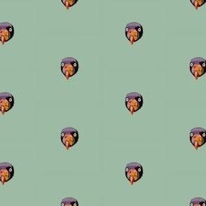 Vulture Polka Dots