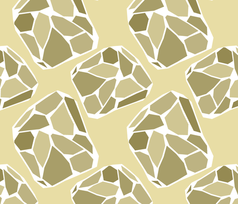 topaz fabric by artfully_minded on Spoonflower - custom fabric