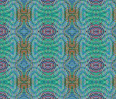 Ripples fabric by allida on Spoonflower - custom fabric