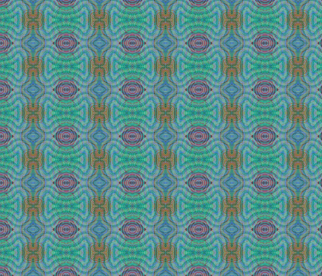 Tiny Ripples fabric by allida on Spoonflower - custom fabric