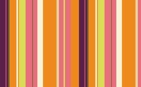 RetroStripe1 fabric by ghennah on Spoonflower - custom fabric