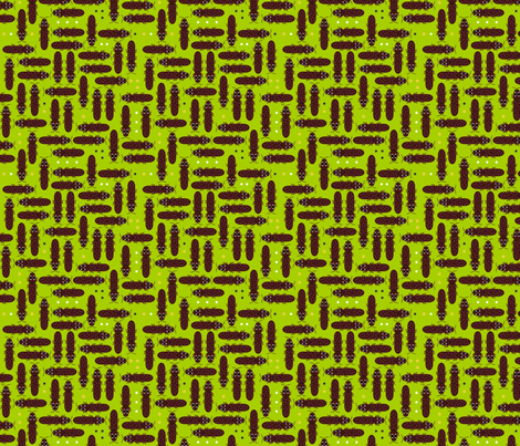 clicks fabric by slothdaddy on Spoonflower - custom fabric