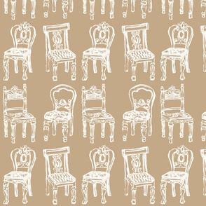 Fancy Chairs (neutrals)